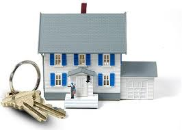house with keys pic