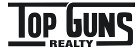 Top Guns Realty Logo